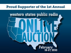 Western States Public Radio Online Auction